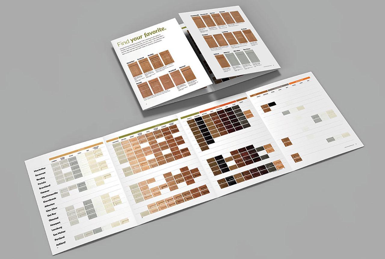 catalog portfolio feature