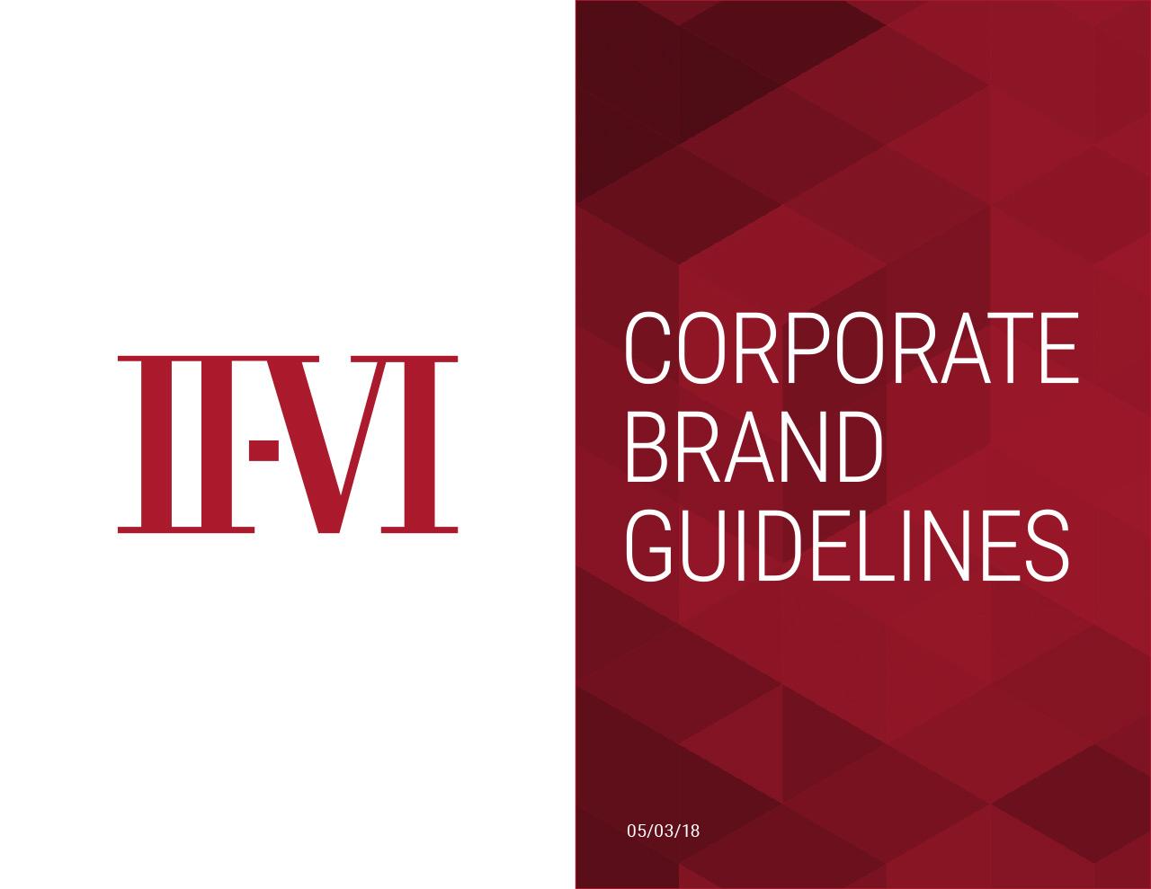 branding guidelines cover