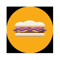 sub sandwich icon