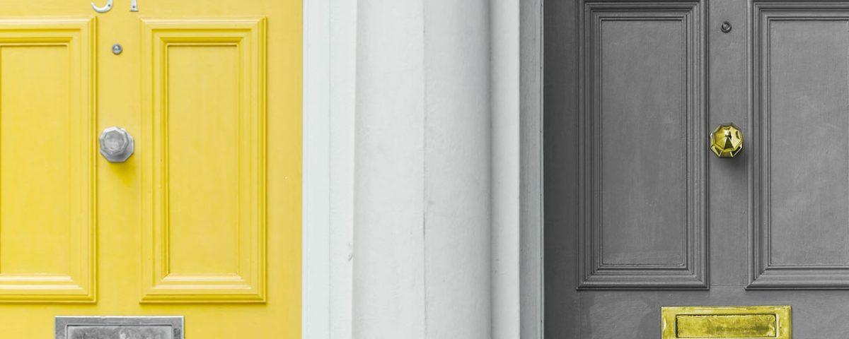pantone color doors